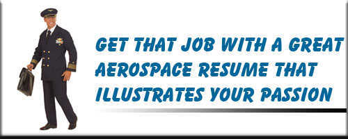 Aerospace Resume Service