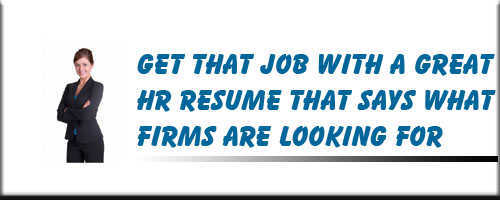 HR Resume Service